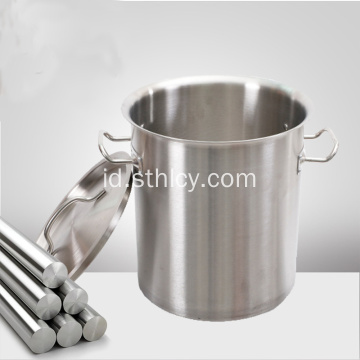 Bucket sup senyawa multifungsi dari stainless steel